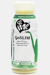Buy &Me GoSLIM Drink-Pea Protein 200 ML (Pack of 4) - Green
