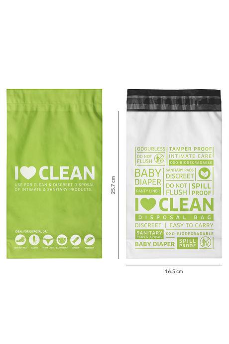 Sirona Sanitary Disposal Bags for Rs. 99
