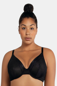 Buy Parfait Maya Unlined Wire Bra - Black