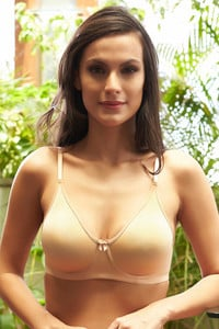 f2d54cdeda Buy Zivame Priority No Sag Underwired Bra With Laminated Cups-Black ...