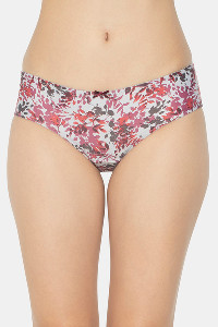 Buy Triumph Medium Rise Moderate Coverage Bikini Panty - Grey