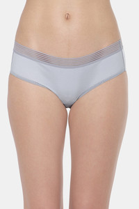 Buy Triumph Mid Rise Hipster Panty - Grey