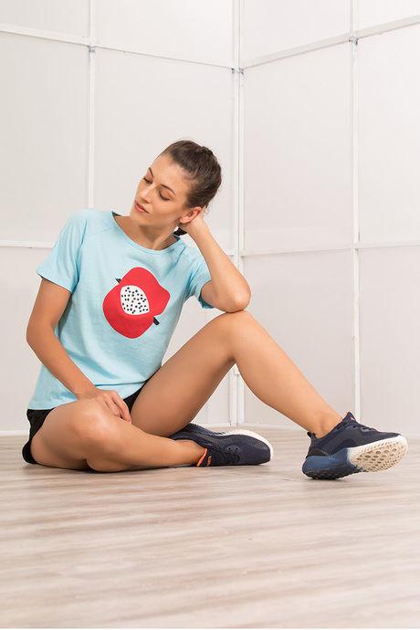 Zelocity B-yond T-Shirt - Light Blue