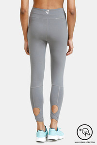 Buy Zelocity High Rise Nouveau Stretch Legging - Grey