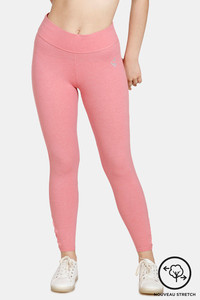 Buy Zelocity Nouveau Stretch Legging - Mauve Glow
