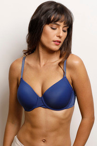 60ee767afc Buy Zivame Glitter Straps Radiance Smooth Padded Wired T-Shirt Bra ...
