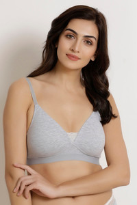 f975a68fc Grey Bras - Buy Grey Colour Bras Online in India