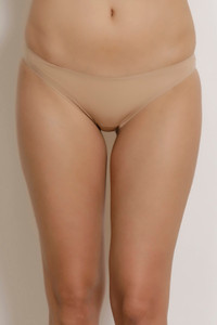 Buy Zivame Low rise No Visible Panty Line Bikini Panty - Skin
