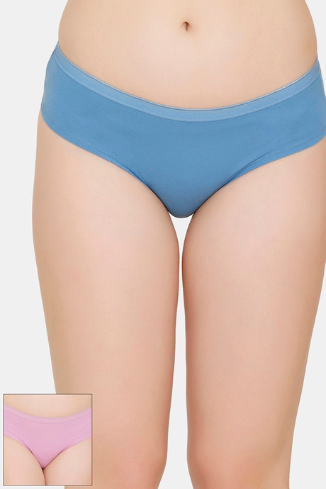 79e0644892cc Buy Zivame Anti-Microbial Low Rise Hipster Panty (Pack Of 2 ...