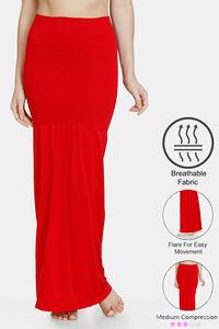 172a466c1e Buy Zivame Medium Control Mermaid Flared Saree Shapewear ™-Red