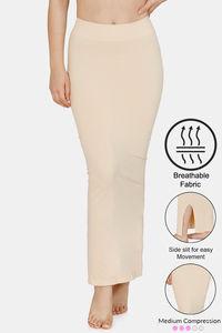 094353dfc36 Buy Zivame Medium Control Mermaid Saree Shapewear ™- Skin
