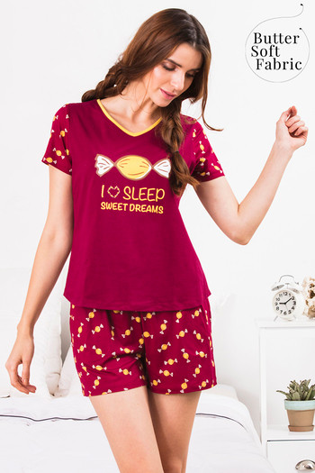 Zivame Sleep Wear (Minimum 40 to 60% Off)