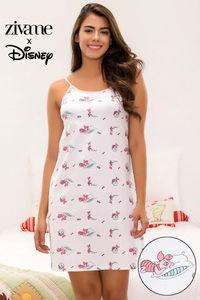fd12f9a460d1 Buy Zivame x Disney Winnie The Pooh Sleep Dress - Blue N Print at Rs ...