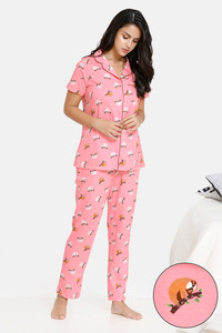 ed4b9234fb Night Suit - Buy Night Suits for Women Online in India | Zivame