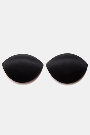 Zivame Insert Push Up Cookies - Black